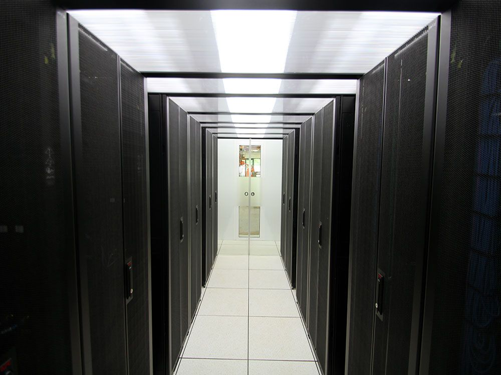 construire un datacenter