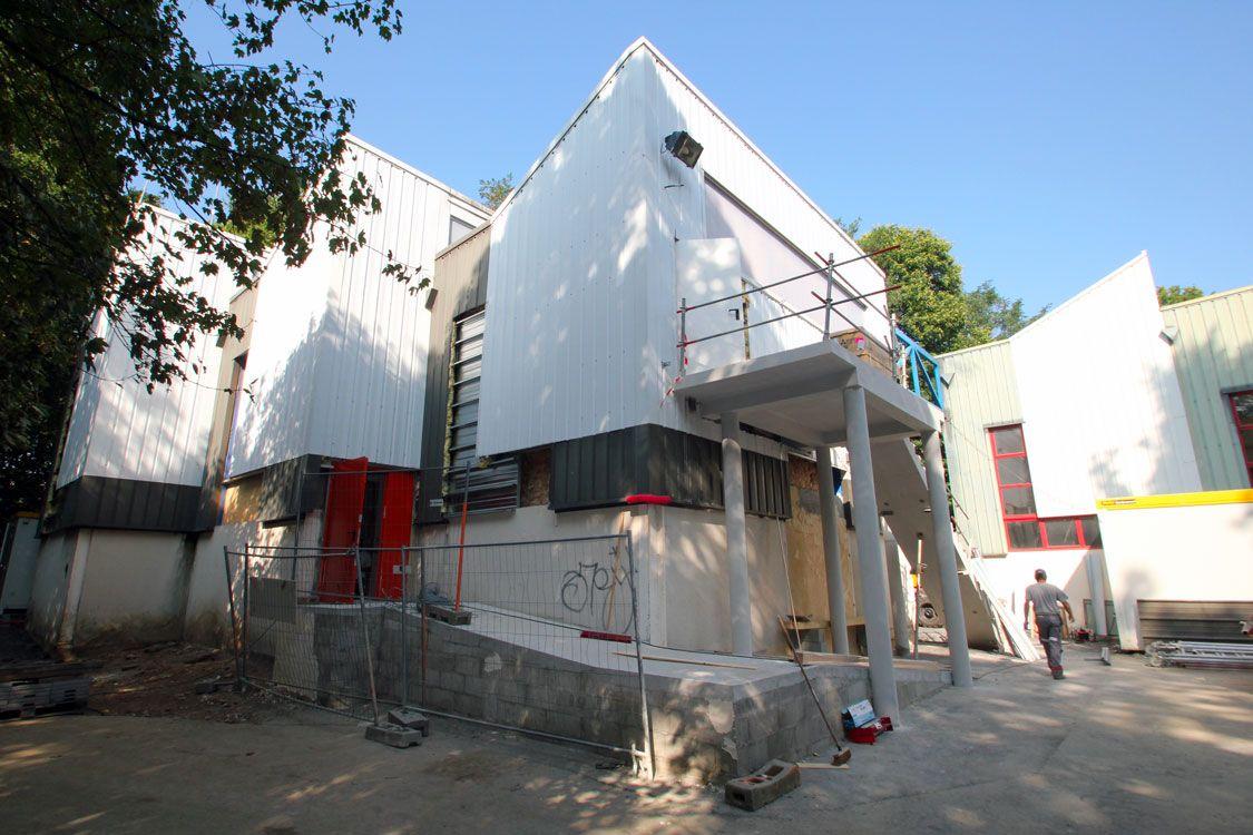 rénovation datacenter
