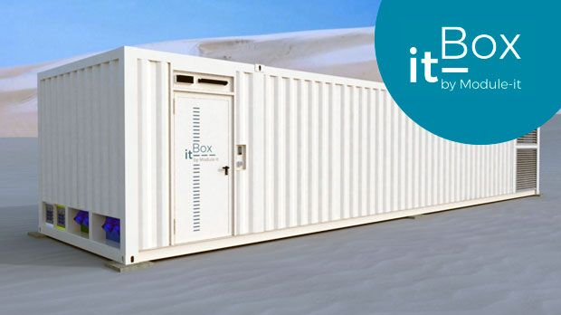 datacenter container box
